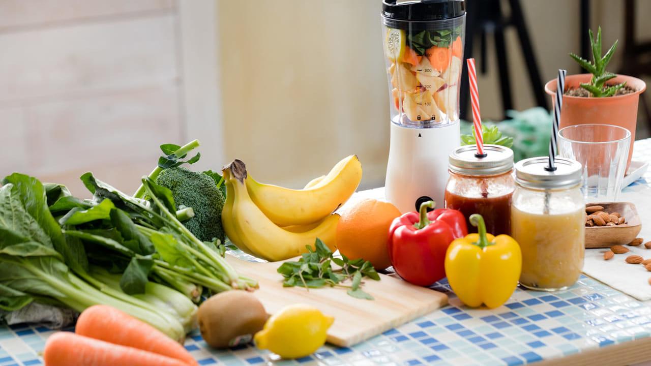 フルーツと野菜