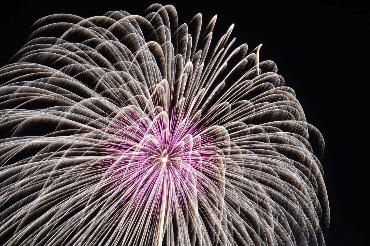 犬山市のシークレット花火