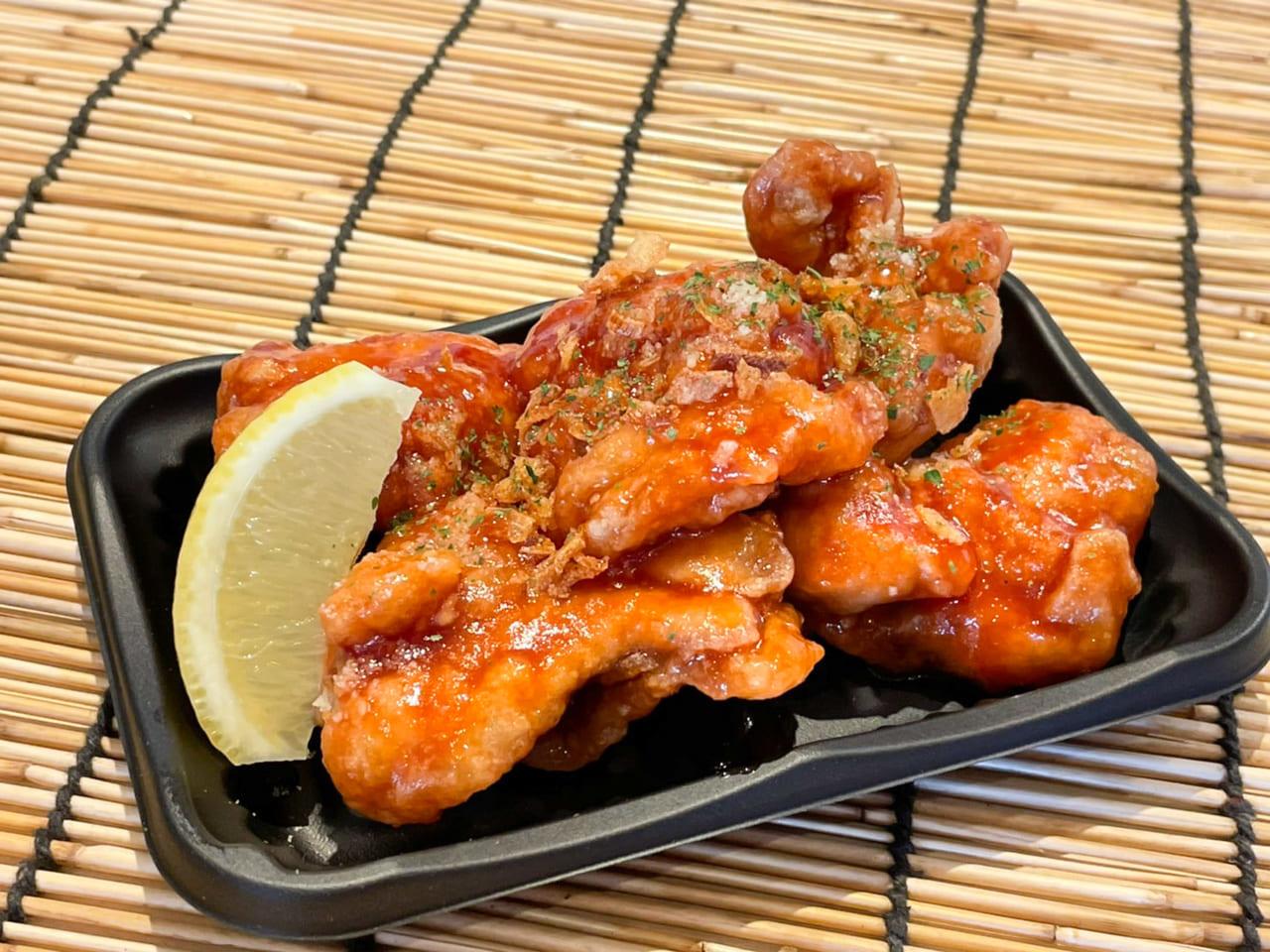 惣菜・べんとうグランプリ優秀賞の赤酢からあげ